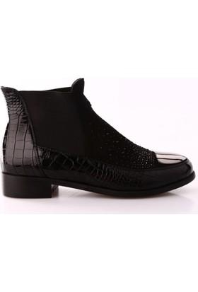 Guja 17K1003 Kadın Taşlı Bilek Ayakkabı