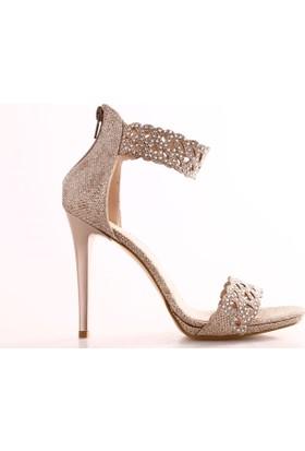 Isabel 3096 Kadın Abiye Ayakkabı
