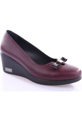 İloz 160101 Kadın Dolgu Topuk Ayakkabı
