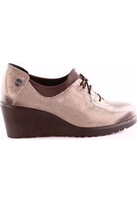 Mammamia D17Ka-170 Kadın Dolgu Taban Ayakkabı