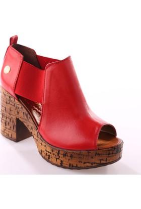 Mammamia 1340 Kadın Sandalet
