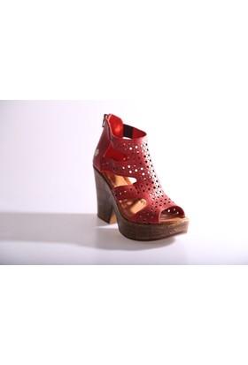 Mammamia 1795B Kadın Sandalet