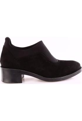 Park Moda K851 Kadın Boğazı Stretch Oxford Ayakkabı