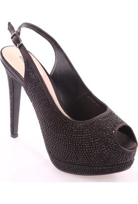 Viva 6Y8308 Krıste Bell Kadın Abiye Ayakkabı