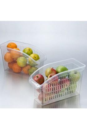 Practika Buzdolabı İçi Sebze Meyve Düzenleyici