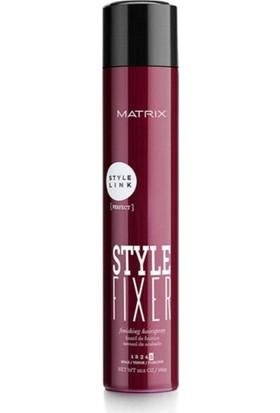 Matrix Style Link Style Fixer Sabitleyici Saç Spreyi 400Ml