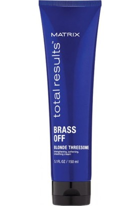 Matrix Total Results Brass Off Bakım Kremi 150Ml