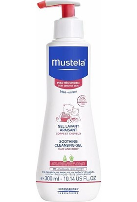 Mustela Soothing Cleansing Gel 300ml