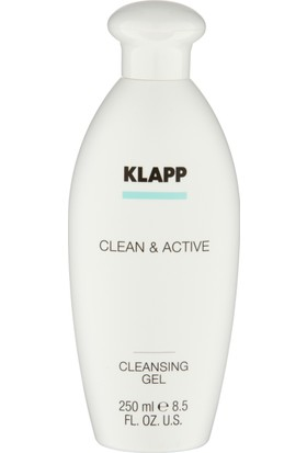 Klapp Clean&Active Cleansing Gel 250 ml