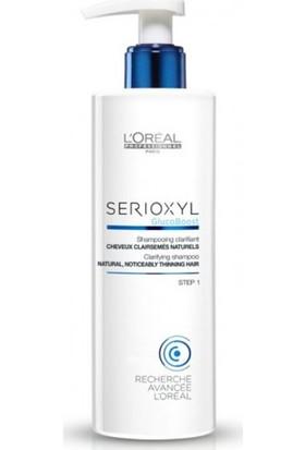 L'Oréal Professionnel Serioxyl Seyrelen Saçlar İçin Baş Derisi Arındırıcı Dolgunlaştırıcı Şampuan 250Ml