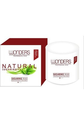 Wonders Natural Wax Soğuk Ağda 100Ml