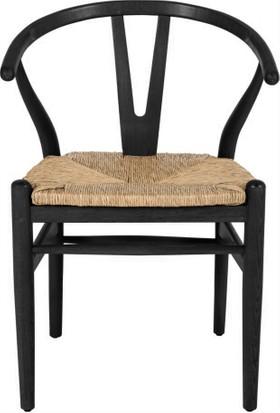 Danısh Sandalye Siyah