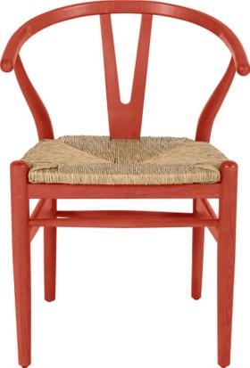 Danısh Sandalye Kırmızı