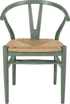 Danısh Sandalye Yeşil