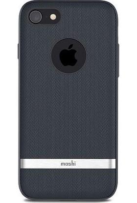 Moshi Vesta iPhone 8 / 7 Bahama Mavi Telefon Kılıfı