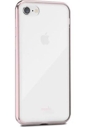Moshi Vitros iPhone 8 / 7 Orkide Pembesi Telefon Kılıfı
