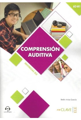 Comprension Auditiva A2-B1 +Aduio Descargable (Destrezas Ele)