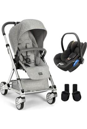 Mamas & Papas Urbo 2 Travel Sistem Bebek Arabası Skyline Grey