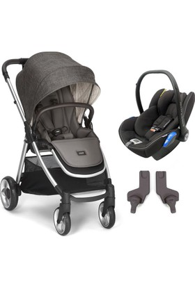 Mamas & Papas Armadillo Flip XT 2 Travel Set Bebek Arabası Chest Nut