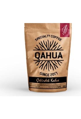 Qahua Colombia Supremo Çekirdek Kahve 250 Gr