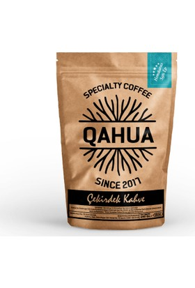 Qahua Honduras Sgh Ep Çekirdek Kahve 250 Gr