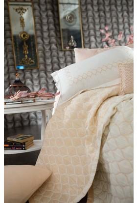 Zebra Casa Elegant Gold Çift Kişilik Pike Takımı