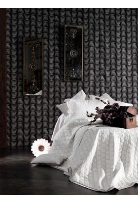 Zebra Casa Elegant Silver Çift Kişilik Pike Takımı