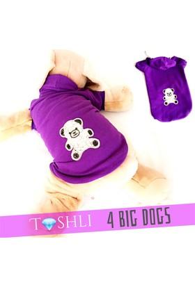 Kemique Tashlı 4 Bıg Dogs Teddy Bear Köpek Kıyafeti