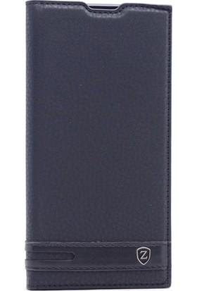 Gpack LG V30 Kılıf Gizli Mıknatıslı Düz Elite Siyah + Kalem + Cam