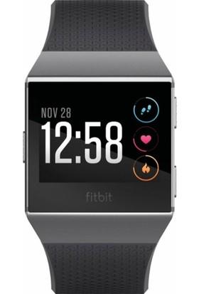 Fitbit Ionic - Charcoal & Smoke Gray Akıllı Bileklik FB503GYBK-EU