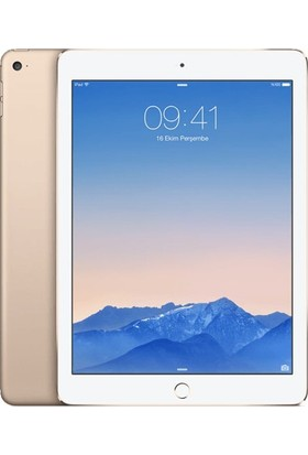 "Apple iPad Wi-Fi Cellular 128GB 9.7"" 3G Tablet - Gold MPG52TU/A"