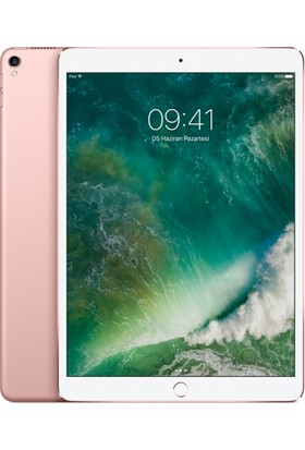 "Apple iPad Pro Wi-Fi Cellular 256GB 10.5"" FHD 4G Tablet - Rose Gold MPHK2TU/A"