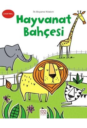 İlk Boyama Kitabım :Hayvanat Bahçesi