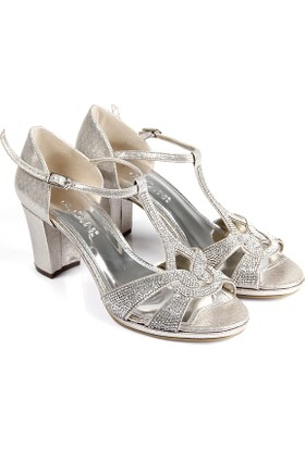 Gön Kadın Sandalet Dore 94655