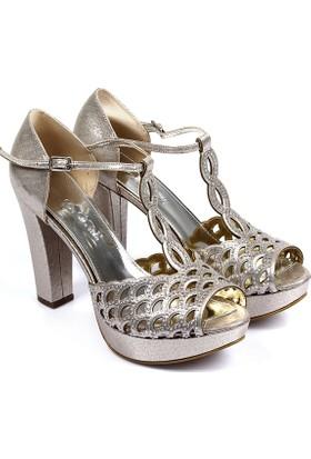 Gön Kadın Sandalet Dore 94755