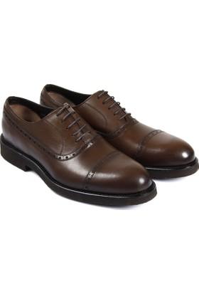 Gön Deri Erkek Ayakkabı Kahverengi 42954