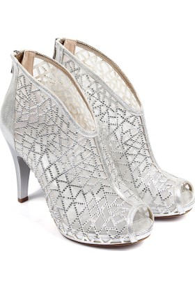 Gön Kadın Ayakkabı Gümüş 94712