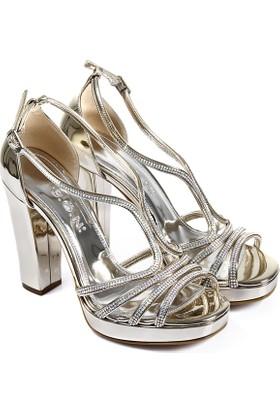 Gön Kadın Ayakkabı Dore 94763