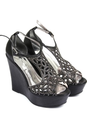 Gön Kadın Ayakkabı Siyah 94774