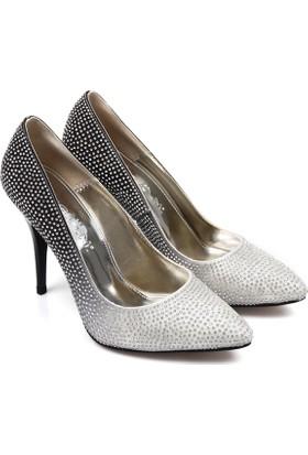 Gön Kadın Ayakkabı Beyaz 95091