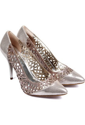Gön Kadın Ayakkabı Dore 95180