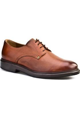 Cabani Bağcıklı Erkek Ayakkabı Taba Naturel Floter