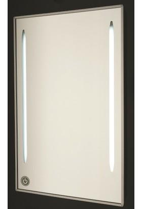 Gürçay Işıklı Banyo Aynası Dokunmatik