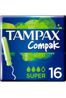 Discreet Tampax Tampon Süper 16 Adet