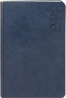 Bayındır Günlük Ajanda Ivory Çizgili 14x21 cm Renk - Siyah