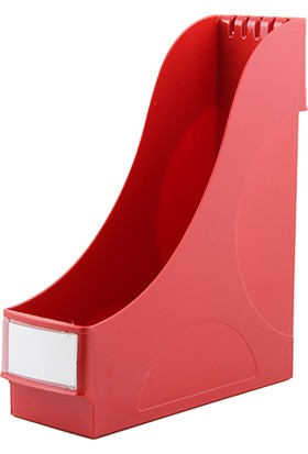 Kraf Magazinlik Plastik (5100) Renk - Kirmizi