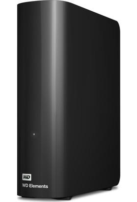 "WD Elements 6TB 3.5"" USB 3.0 Taşınabilir Disk WDBWLG0060HBK-EESN"