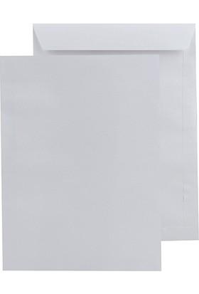 Asil Torba Zarf 240 x 320 mm Beyaz 25 Adet 110 g (AS-11125)