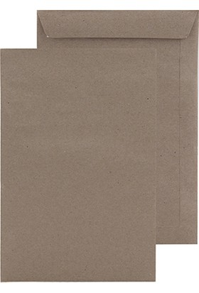 Asil Torba Zarf 260 x 350 mm Kraft 25'li Paket 90 g (AS-11127)