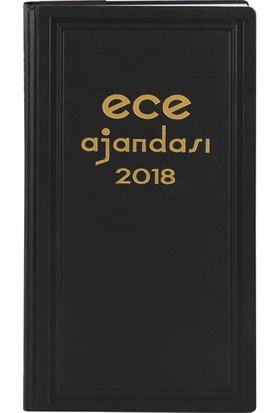 Ece Yeni Yıl Ajanda Ticari Asya Serisi 17 x 33 cm